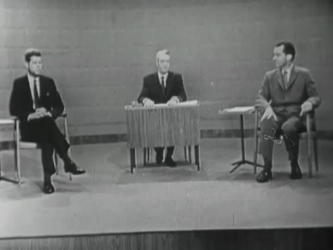 First Kennedy-Nixon Debate, 26 September 1960