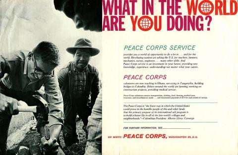 Peace Corps Poster