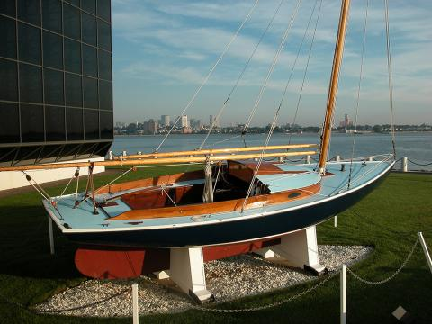 President Kennedy's boat, The Victura