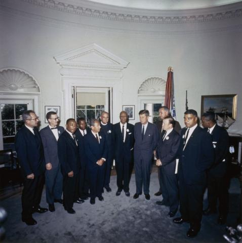 jfk civil rights address