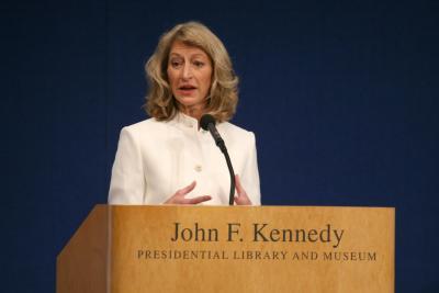 Debra Bowen   JFK Library